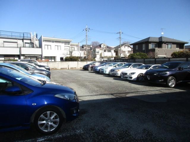 下石神井5丁目の月極駐車場、協栄パーキング