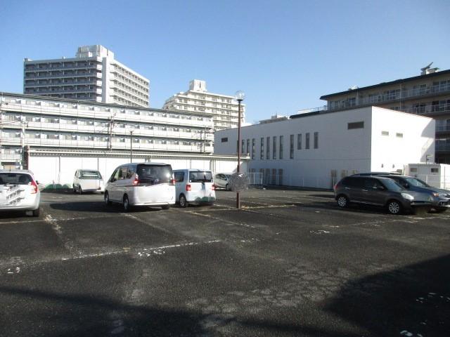 JR中央線高尾駅付近の月極駐車場